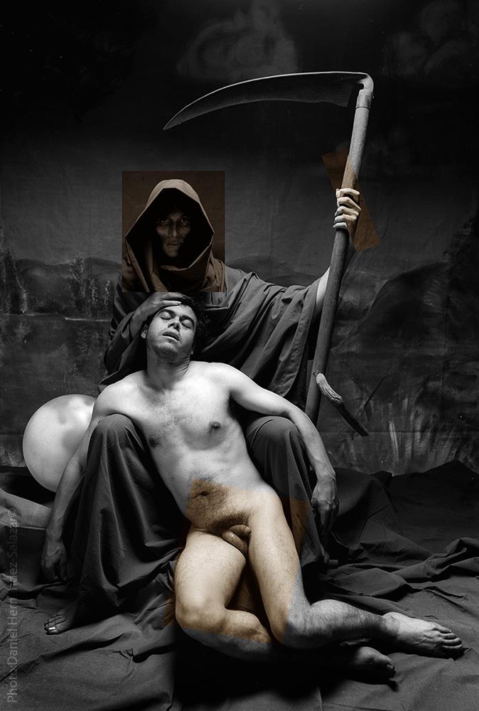La piedad de la muerte.